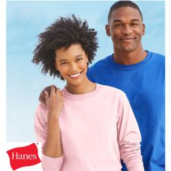Up to 70% off clearace @ Hanes