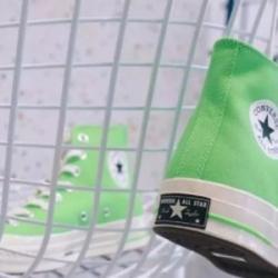 Converse Chuck70 复古高帮男女同款帆布鞋