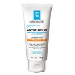 La Roche-Posay Anthelios Daily Moisturizing Face Cream with Sunscreen SPF 15 Mexoryl SX3.4 oz.