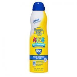 Banana Boat Kids Max Protect & Play Continuous Spray Sunscreen, SPF 1006.0 fl oz