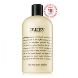 Purity made simple one step facial cleanser