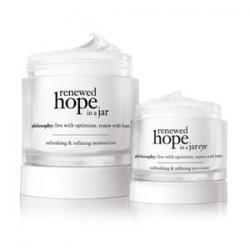 Renewed hope in a jar day eye duo