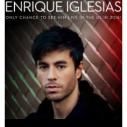 Vegas 西班牙熱單男聲 Enrique Iglesias 拉斯凱撒宮火熱開唱