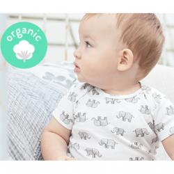 50% Off + Extra 25% Off $40+ on kids Organic Pajamas @ Carter's