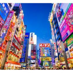 Groupon - 東京7日遊:機票+酒店旅行套餐,洛杉磯出發 ,不跟團