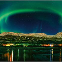 From $599 5-Day Iceland Vacation with Hotels, Air and Northern Lights Tour from Gate 1 Travel