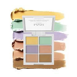 $6.69 (Was $7.79) For NYX PROFESSIONAL MAKEUP Color Correcting Palette @ Amazon