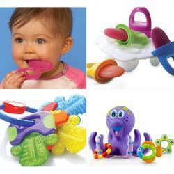 Nuby Baby Feeding Essentials from $2.99 @ Amazon
