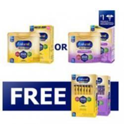 Buy Enfamil NeuroPro Tub + Refill, Get FREE On-the-Go Powder Sticks Box @ Walmart