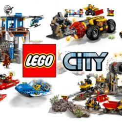 LEGO City Building Kit @ Amazon