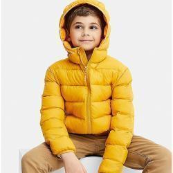 25% 할인 어린이 LIGHT WARM PADDED PARKA @ Uniqlo