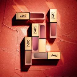 Yves Saint Laurent Beaute Tatouage Couture Metallic Lipstick