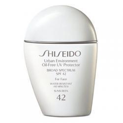 Shiseido Urban Environment Oil-Free UV Protector SPF 42 1 oz.