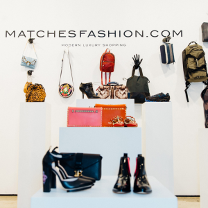 新會員10% off + 自動退稅20%,J.W. Anderson、Balenciaga、Guccih等 @MATCHESFASHION.COM