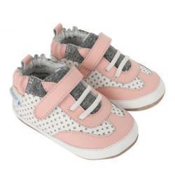 Katie's Kicks 아기 신발, 소프트 발바닥