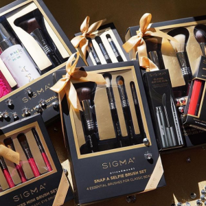 Up To 60% Off Sale + Extra 30% Off Sitewide Or 50% Off Sitewide @ Sigma Beauty