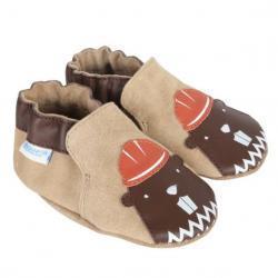 Beaver 아기 신발, 소프트 발바닥