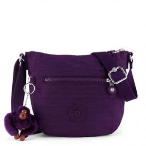 Bailey Extra Small Mini Bag - Deep Purple