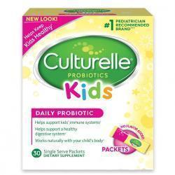 Culturelle Kids Packets Daily Probiotic Supplement | Helps Support a Healthy Immune & Digestive Sy