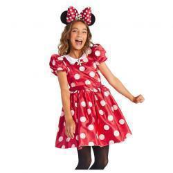 Minnie Mouse Costume Collection for Kids - Red