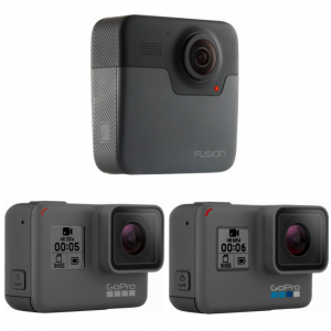 Up to $100 off GoPro Action Cameras Sale @ Best Buy