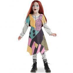 Sally Costume for Kids - The Nightmare Before Christmas