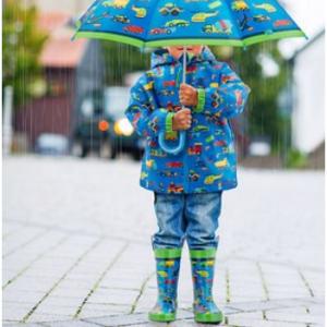 Up to 45% off kids rainwear @ zulily