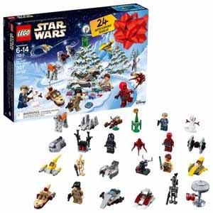 9月新品:LEGO樂高 星戰2018聖誕倒計時日曆75213 立減$5