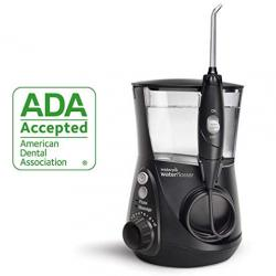 Waterpik ADA Accepted WP-662 Aquarius Water Flosser Black