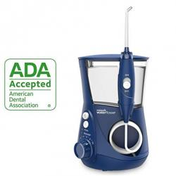 Waterpik ADA Accepted WP-663 Aquarius Water Flosser Blue