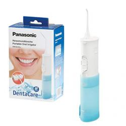 Panasonic Travel Oral Irrigator For Using With Mouthwash Ewdj10