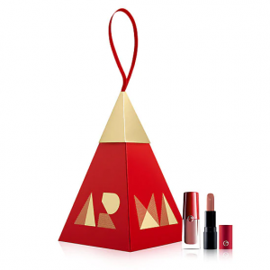 ARMANI Nude Lip Duo Ornament Set