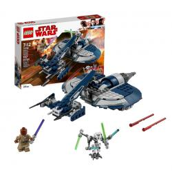 LEGO Star Wars: The Clone Wars General Grievous' Combat Speeder 75199 Building Kit (157 Piece)
