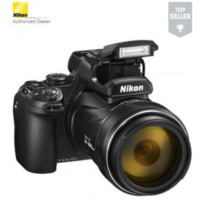 Nikon Coolpix P1000 搭載 24-3000mm 變焦鏡頭‧支援 RAW 與 4K 錄影 @B&H Photo Video