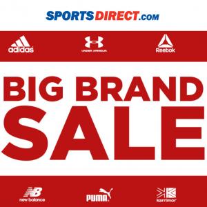 英國 Sports Direct 每周都有3折鞋款讓你買到砍手