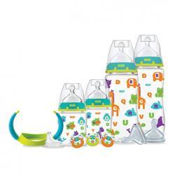NUK Perfect Fit New Born Bottle Gift Set