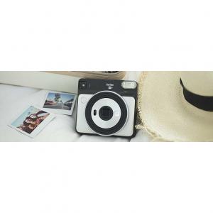 Fujifilm Instax SQ6,回歸到只有最基本的拍立得相機