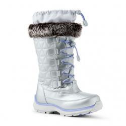 Girls Snowflake Boots