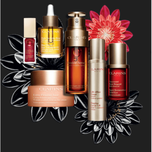 Up To 25% Off Sitewide + 10 Meals Donated To FEED @ Clarins