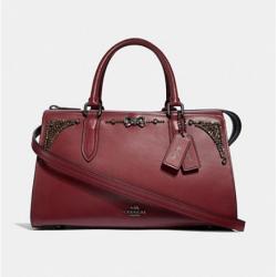 Selena Bond Bag With Crystal Embellishment