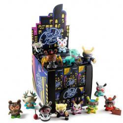 CITY CRYPTID MULTI-ARTIST DUNNY ART FIGURE SERIES BY KIDROBOT