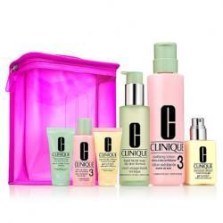 Clinique 7-Pc. Great Skin Home & Away For Oily Skin Set