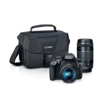 Canon EOS REBEL T6 DSLR Camera Zoom Kit@Kohl's
