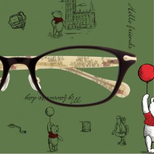 『くまのプーさん』シリーズのメガネが登場 |Zoff