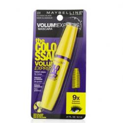 메이블린 MAYBELLINE  Volum' Express The Colossal Washable Mascara