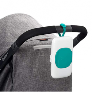 OXO Tot On-the-Go Wipes Dispenser, Teal
