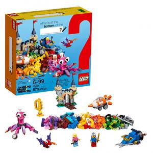 LEGO 樂高 10404 60週年紀念版 Ocean's Bottom 海底世界創意組 579顆粒 @Amazon 美亞