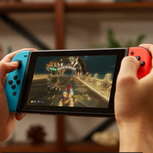 任天堂『Nintendo Switch』いつでも、どこでも、誰とでも