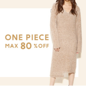 MOUSSY、SLY、rienda人気ワンピース最大80%OFF|SHEL'TTER WEB STORE