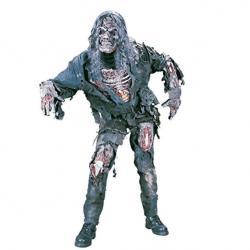 Fun World Men's Complete 3D Zombie Costume